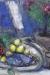 1950-56, Marc Chagall : Nature morte à l'azalée