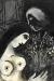 1950, Marc Chagall : La Belle aux fleurs