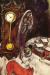 1951, Marc Chagall : Nuit de Nouvel An