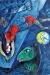 1950-52, Marc Chagall : Le cirque bleu