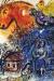 1957, Marc Chagall : La joie du village