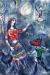 1958, Marc Chagall : La reine du cirque