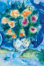 1952-59, Marc Chagall : Animals dans les fleurs