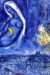 1961, Marc Chagall : La femme-oiseau