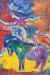 1961, Marc Chagall : Le cirque