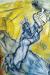 1960-66, Marc Chagall : Moïse recevant les Tables de la Loi