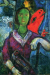 1966, Marc Chagall : Portrait de Vava