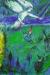 1954-67, Marc Chagall : Adam et Ève chassés du Paradis