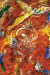 1967, Marc Chagall : Le Triomphe de la Musique, pour le Metropolitant Opera de New York