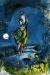 1969, Marc Chagall : Le jongleur de Paris