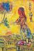 1970, Marc Chagall : Arbre et maisons