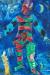 1968-71, Marc Chagall : L'arlequin