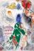 1968-71, Marc Chagall : Personnages de l'Opéra