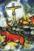 1972, Marc Chagall : Le village