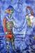1973, Marc Chagall : Le ciel de Paris