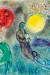1975, Marc Chagall : Le violoniste sous la lune