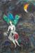 1976, Marc Chagall : L'équyère