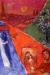 1978, Marc Chagall : Le peintre et les fiancés