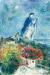 1979, Marc Chagall : Les fiancés aux anémones
