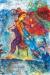 1984, Marc Chagall : Dos à dos