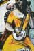 1934-37, Max Beckmann : Vaudeville Act (Quappi)