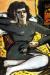 1940-42, Max Beckmann : Quappi auf dem Sofa bei Licht