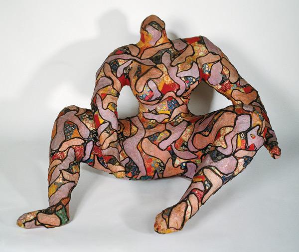 Niki de saint phalle peinture et sculpture du xxe si cle - Niki de saint phalle maison ...