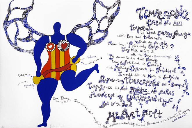 Niki de saint phalle peinture et sculpture du xxe si cle - Maison niki de saint phalle ...