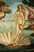 1485, Sandro Botticelli : La naissance de Vénus