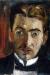 1898, Paula Modersohn-Becker : Bildnis des Bruders Kurt Becker