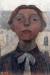 1900, Paula Modersohn-Becker : Autoportrait vu depuis la fenetre sur Paris