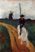1900, Paula Modersohn-Becker : Don Quichote
