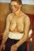 1900, Paula Modersohn-Becker : Halbakt einer Bauerin