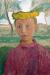 1901, Paula Modersohn-Becker : Petite fille à la couronne jaune