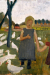 1902, Paula Modersohn-Becker : Deux enfants avec des oies