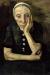 1903, Paula Modersohn-Becker : La fermière âgée