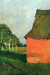 1903, Paula Modersohn-Becker : Rotes Haus