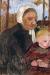 1904, Paula Modersohn-Becker : Bauerin mit Kind