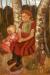 1904_Paula-Modersohn-Becker_Kinder zwischen Birkenstammen