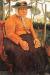 1905, Paula Modersohn-Becker : Alte Armenhauslerin