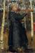 1905, Paula Modersohn-Becker : Jeune Fille Jouant de la Flûte dans la Forêt de Bouleaux