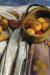 1905, Paula Modersohn-Becker : Stillleben mit Apfeln und Bananen