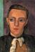 1906, Paula Modersohn-Becker : Buste d'une femme en noir au mouchoir