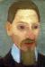 1906, Paula Modersohn-Becker : Portrait de Rainer Maria Rilke