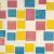 1917, Piet Mondrian : Composition with Color Fields