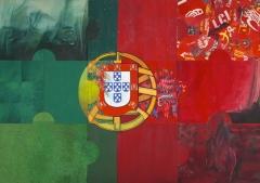 1976, Grupo Puzzle : Bandeira Nacional
