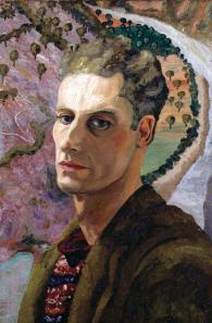 1930, Sir Cedric Morris : Autportrait