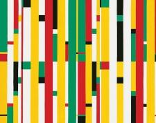 1950-51, Richard Paul Lohse : Vier formgleiche Themen