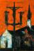 1957, Syed Haider Raza : Crucifixion