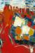 1959, Syed Haider Raza : Allée rouge